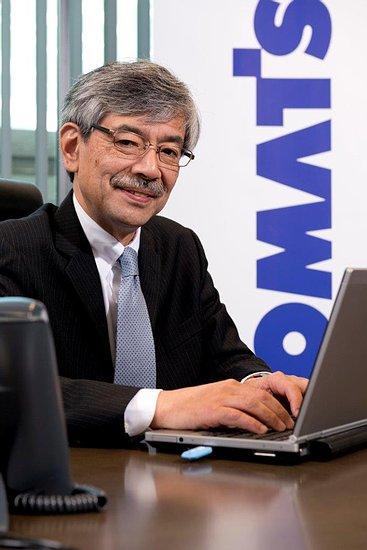 Herr Masatoshi Morishita
