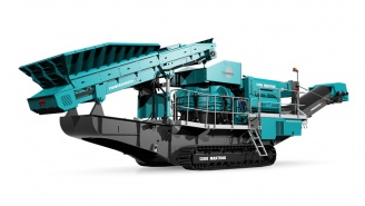 Powerscreen mobile Brechanlage Maxtrak-1300
